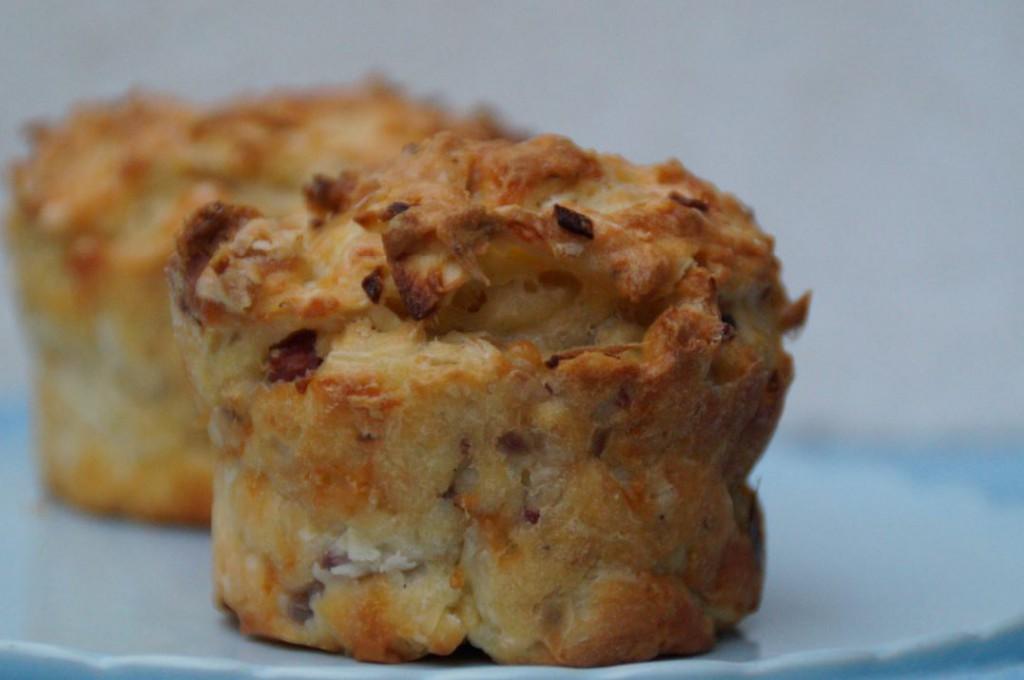 zuurkool muffin